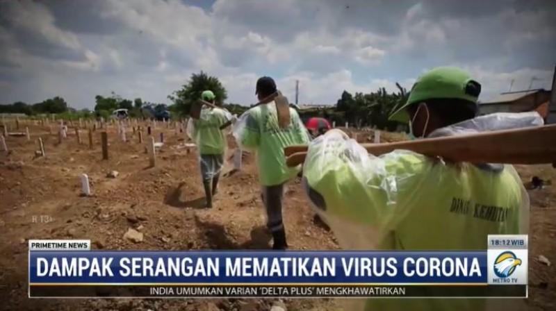 Pesanan Peti Mati di Semarang Membeludak