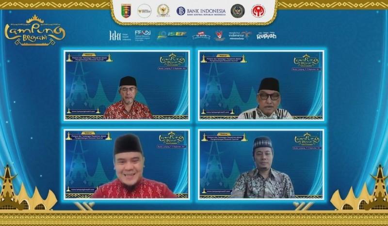 Pesantren di Lampung Berpotensi Bangkitkan Ekonomi Syariah