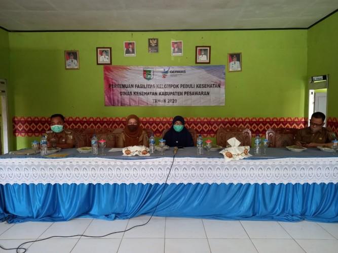 Pesawaran Bentuk Kelompok Peduli Kesehatan Tiap Desa