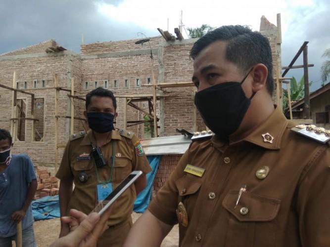 Pesawaran Dapat Jatah 250 Bedah Rumah Tak Layak dari Pusat
