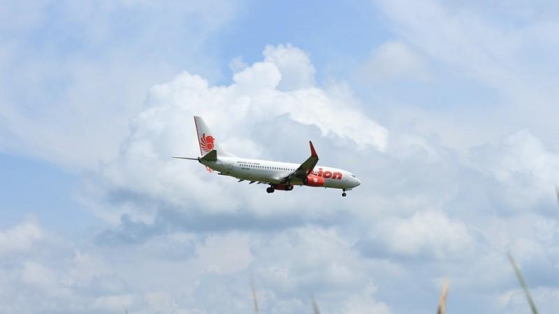 Pesawat Salah Putar