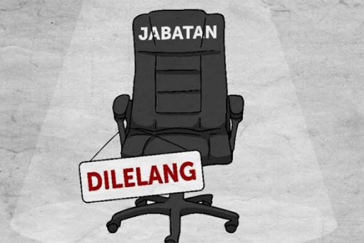 Peserta Seleksi Sekkab Lamtim Didominasi Pejabat Luar Daerah