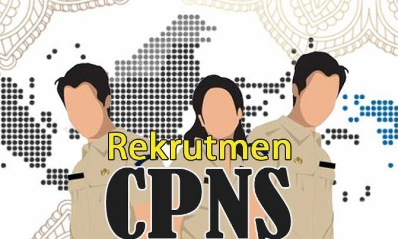 Peserta SKB CPNS Lambar Wajib Isolasi Mandiri
