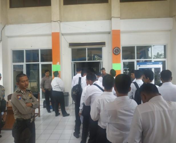 Peserta Tes CPNS di Pringsewu yang Gugur Capai 109 Orang