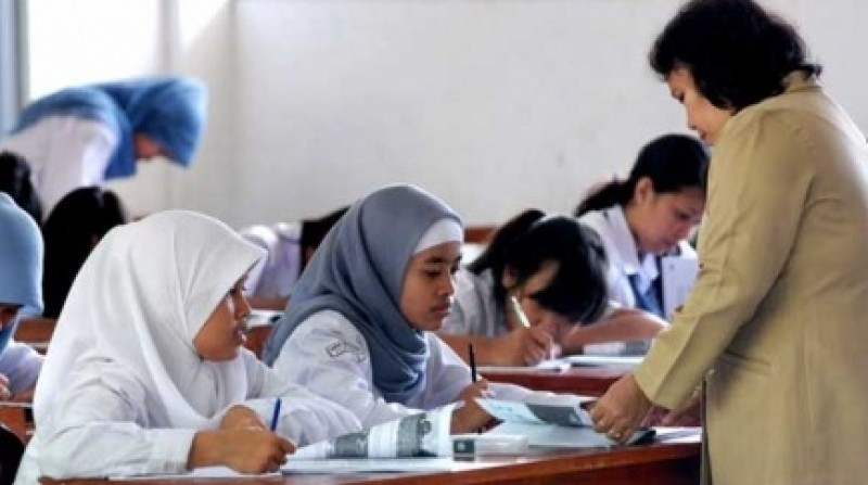 Pesisir Barat Masih Terapkan Sekolah Tatap Muka Tingkat SMP