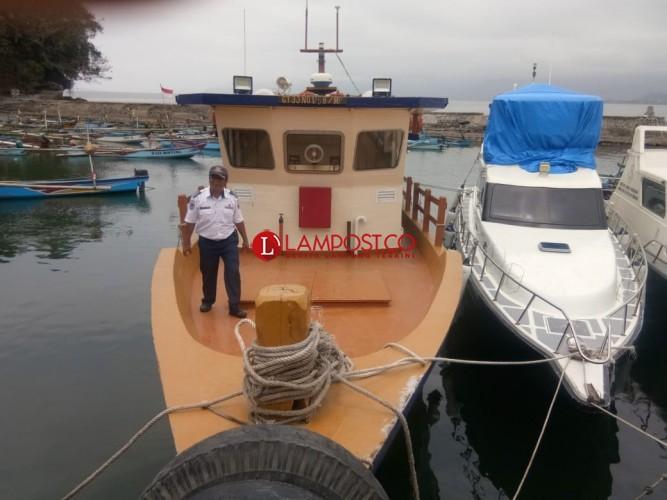 Pesisir Barat Uji Coba Kapal Banawa Nusantara 67