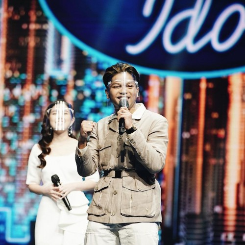 Pesona Mark Pikat Kaum Hawa di Top 5 Indonesian Idol Special Season
