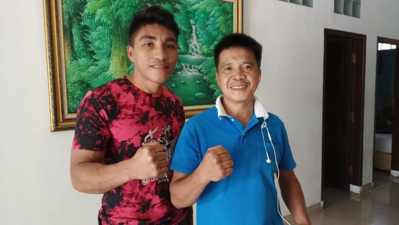Petinju Lampung Dipuji Pelatih Nasional
