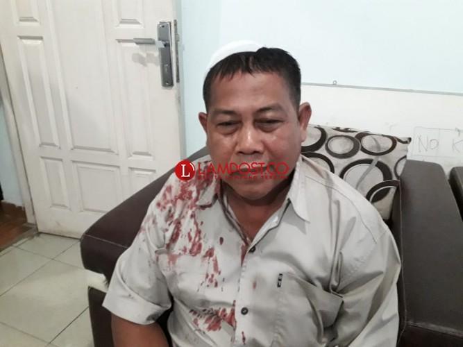 Petugas BBWSM Pecah Kepala, Tempuh Jalur Hukum