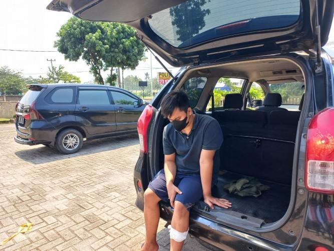 Petugas Kebersihan Curi Mobil Pakai Kunci Duplikat