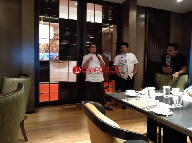 PGN Alirkan Gas Bumi ke Kafe di Lampung