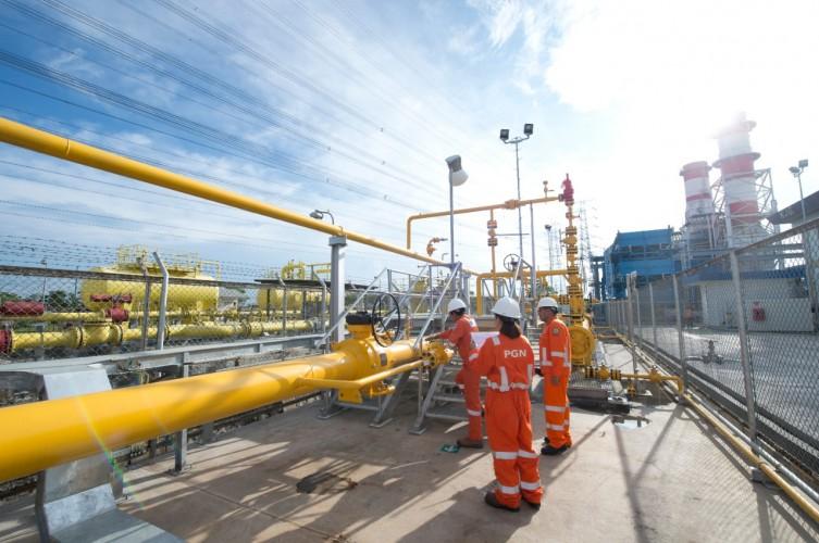PGN Komitmen Laksanakan Penugasan Pasokan Gas untuk Pembangkit Listrik PLN
