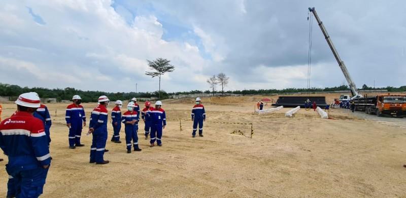 PGN Komitmen Selesaikan Proyek Pipa Minyak Rokan
