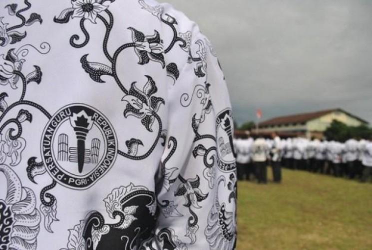 PGRI Minta Rekrutmen Guru Honorer Menjadi PPPK Tepat Sasaran