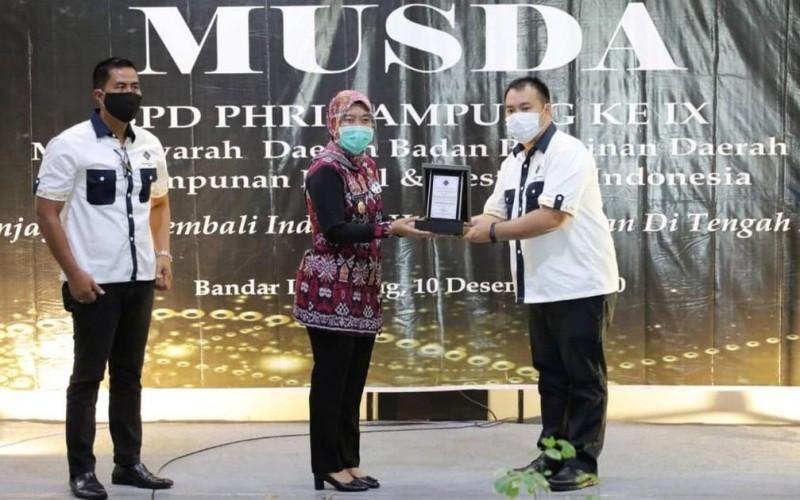 PHRI Lampung Susun Strategi Bangkitkan Sektor Pariwisata di Masa Pandemi