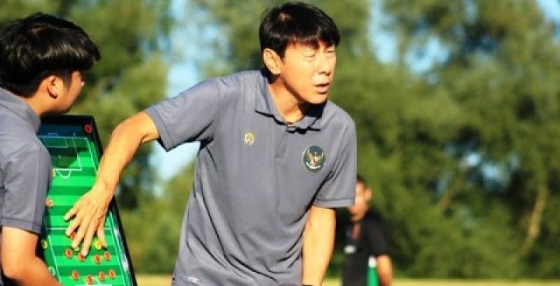 Piala AFF Jadi Ajang Pembuktian Shin Tae-yong