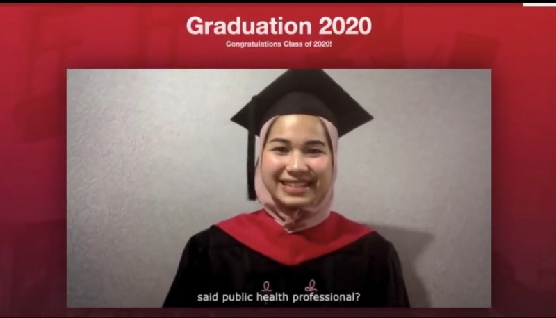 Pidato Mahasiswi Asal Indonesia di Wisuda Harvard
