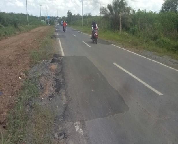 Pidsus Kejati Koordinasi BPKP Hitung Kerugian Negara Proyek Jalan di Mesuji