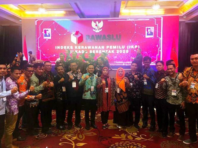 Pilkada 2020, Lampung Masuk Daerah Rawan Sedang