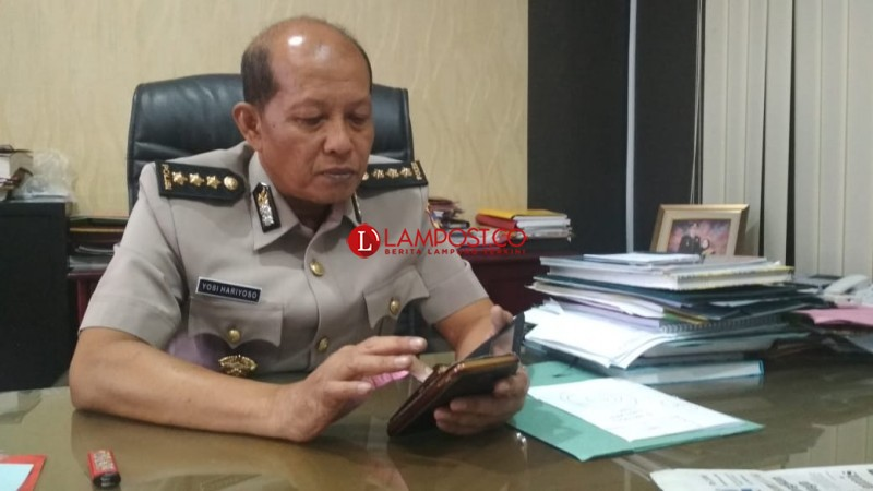 Pilkades Serentak Lamsel, Ini 3 Kecamatan Yang Jadi Fokus Utama Polisi