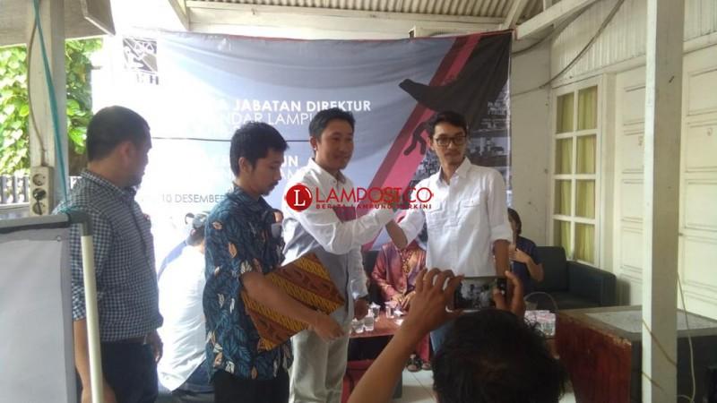 Pimpin LBH, Chandra Dorong Pembentukan Paralegal Komunitas