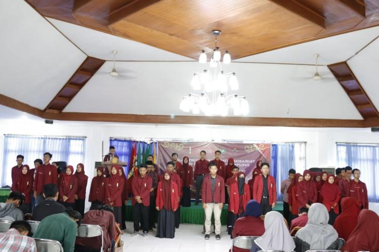 Pimpinan IMM-UIN Raden Intan Lampung Resmi Dilantik