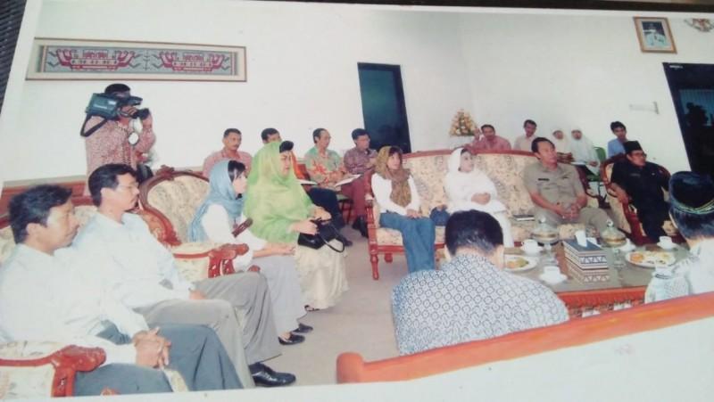 PITI Jadi Wadah Etnis Muslim Tionghoa di Lampung