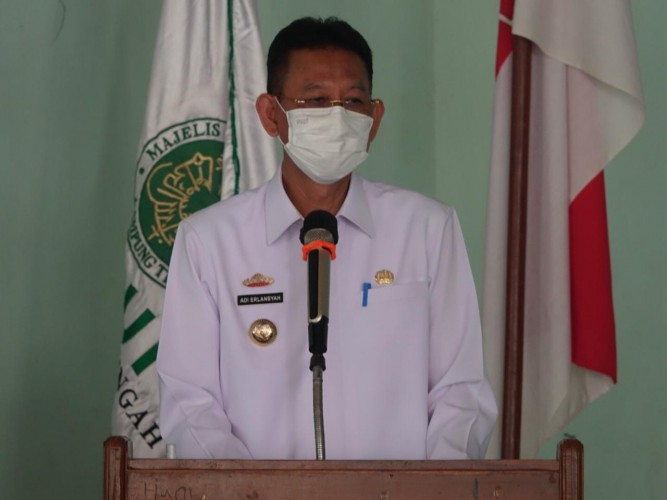 Pjs Bupati Lamteng Minta MUI-FKUB Berperan Aktif Jaga Kamtibmas