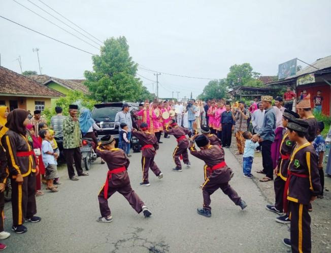 PKPS Desa Bangunan Lestarikan Budaya Kesenian Kuntau Semende