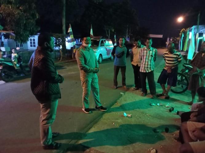 PKS Kawal Bakal Calon Wali Kota Metro Ronda Keliling