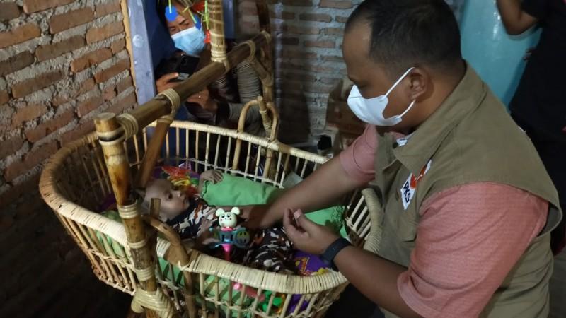 PKS Kota Bantu Bayi Kiano Penderita Leukimia