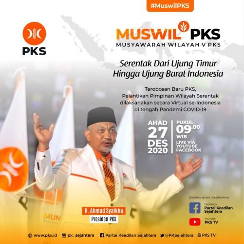 PKS Lampung Gelar Regenerasi Kepemimpinan