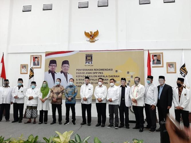 PKS Segera Rampungkan Dukungan di Tiga Daerah