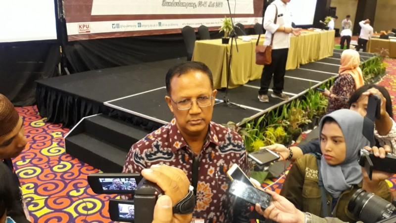 Pleno KPU Provinsi Digelar Secara Transparan, Jujur, Adil dan Demokratis