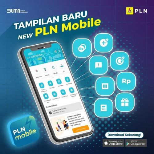 PLN Mobile Manjakan Pelanggan dengan Kemudahan