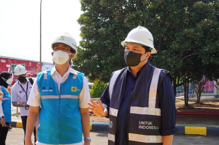 PLN Siap Produksi 2 Ton Oksigen per Hari