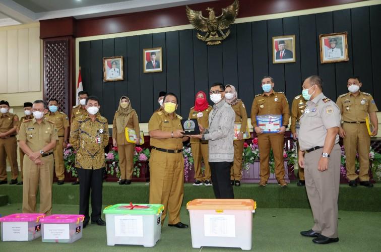 PLN Sinergi Amankan 457 Persil Tanah di Lampung