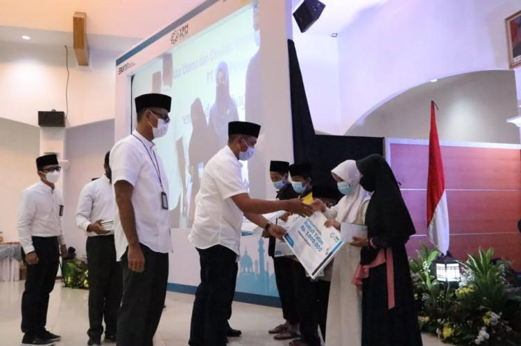 PLN UID Lampung Berikan Bantuan Kepada Mustahik