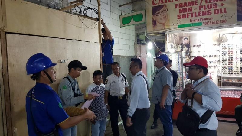 PLN ULP Tanjungkarang Tertibkan Pemkaian Listrik