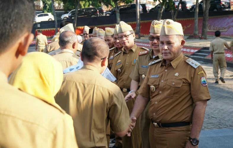 Plt Bupati Lampung SelatanGelar Halal Bihalal