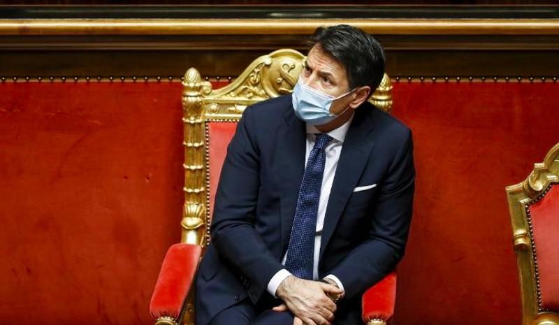 PM Italia Mundur di Tengah Pandemi dan Krisis Ekonomi