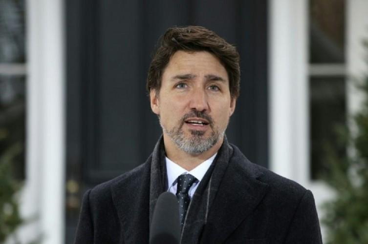 PM Kanada Terdiam Lama saat Ditanya soal Trump