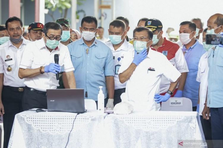 PMI Gandeng TNI Perangi Penyebaran Korona