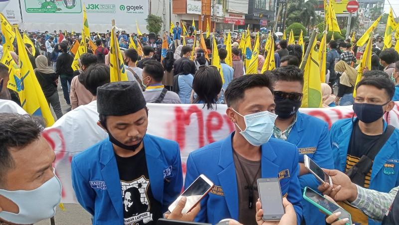 PMII Lampung Desak MK Melakukan Yudisial Review UU Cipta Kerja