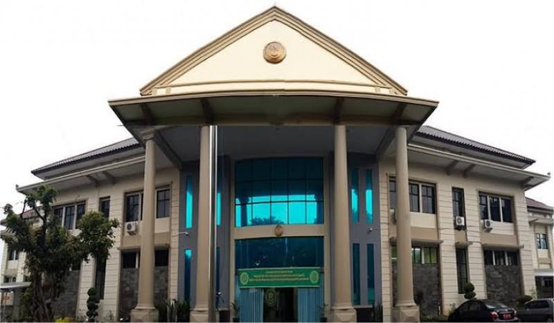 PN Tanjungkarang Sterilisasi Lingkungan Kantor