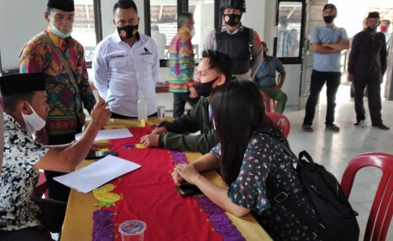 Pol PP Pesawaran Ancam Tutup Losmen Ilegal
