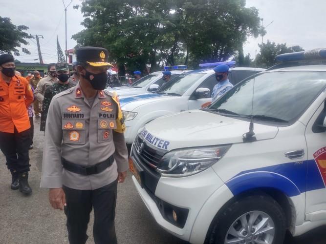 Polda Antisipasi Ancaman Kriminalitas Pengguna Jalan