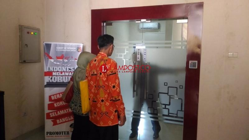 Polda Benarkan OTT Pegawai Inspektorat Provinsi Lampung