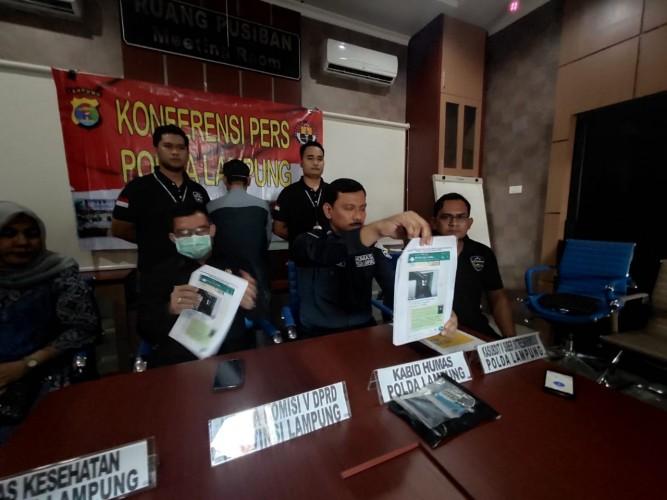 Polda Ciduk Penyebar Video Hoaks Pasien Korona 01 Meninggal