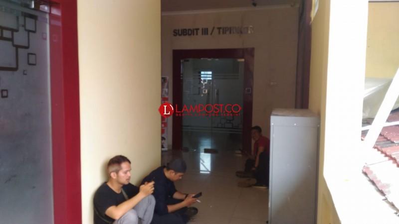 Polda Dikabarkan OTT Inspektorat Provinsi
